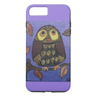 Folk Art OwlDesign iPhone 8 Plus/7 Plus Case