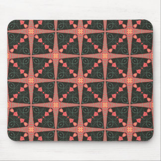 Folk Art Quilt Mouse Pad