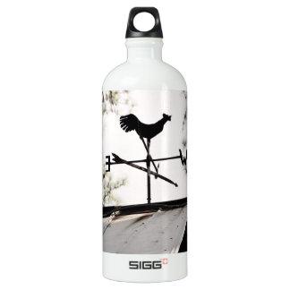 Folk Art Weather Vane on Metal Barn Roof SIGG Traveller 1.0L Water Bottle