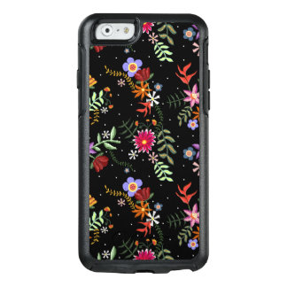 Folk embroidering OtterBox iPhone 6/6s case