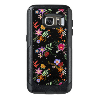 Folk embroidering OtterBox samsung galaxy s7 case