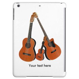 Folk Guitar Acoustic Bass and Ukulele
