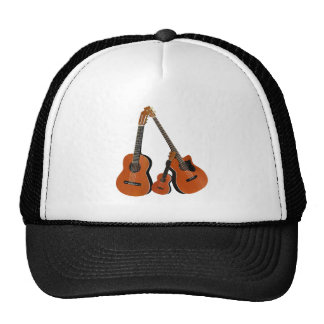 Folk Guitar Acoustic Bass and Ukulele Cap