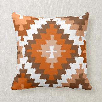 Folk kilim cushion