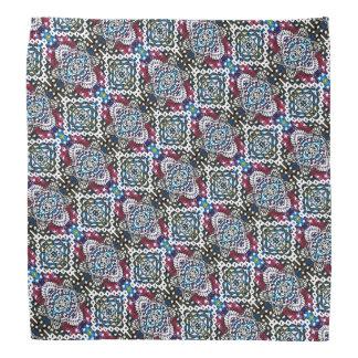 Folk Patterns Bandana