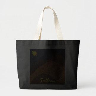 Follow Canvas Bags