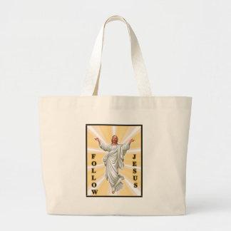 Follow Jesus Bag