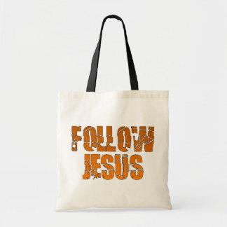 Follow Jesus Christian Bags