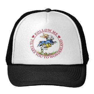 Follow me - I'll take you to Wonderland! Mesh Hats