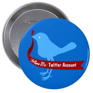 Follow My Tweet Button
