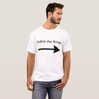 Follow the Arrow T-Shirt