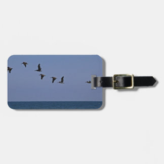 Follow the Leader Luggage Tag