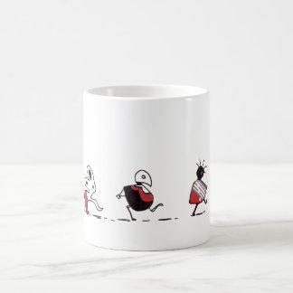 Follow the Leader Mug Cup