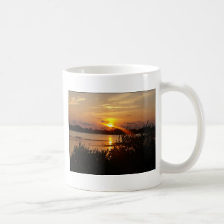Follow the light home basic white mug