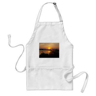 Follow the light home standard apron