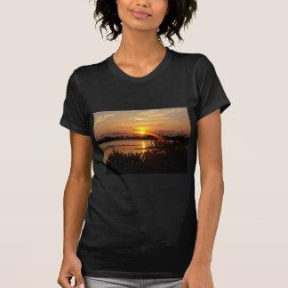 Follow the light home tee shirts
