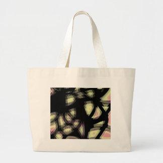 Follow the light large tote bag