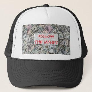 Follow the Money Trucker Hat