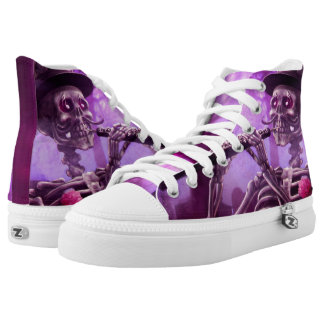 """Follow the Oboe"" High Top Shoes"