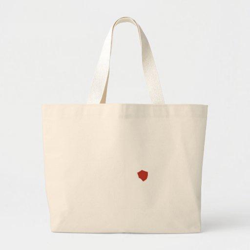 Follow The Rabbits Dot Com Canvas Bags
