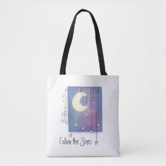Follow the Stars Tote
