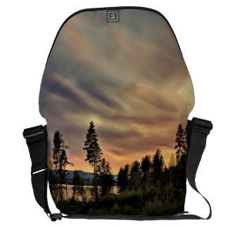 Follow the Sun Messenger Bags
