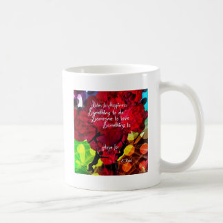 Follow this and be happy entire your life coffee mug