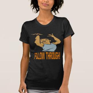 Follow Through Tee Shirt