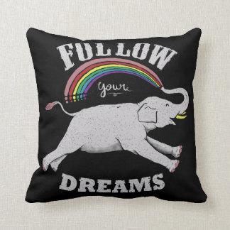 Follow Your Dream Cushion