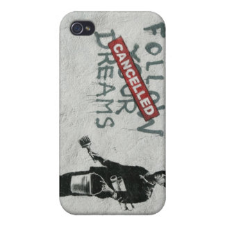Follow your dreams cases for iPhone 4