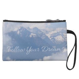 Follow Your Dreams custom accessory bags