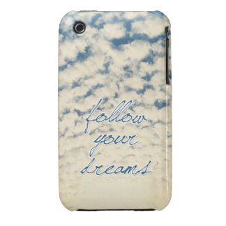 Follow your dreams iPhone 3G/3GS iPhone 3 Case-Mate Case