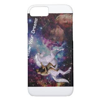 Follow Your Dreams iPhone 7 case