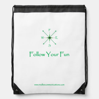 Follow Your Fun BACKPACK