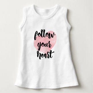 Follow Your Heart 01 T-shirts