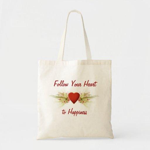 Follow Your Heart Bag