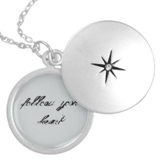 Follow Your Heart Locket Necklace