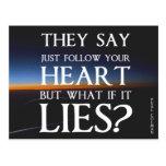 Follow Your Heart Postcards