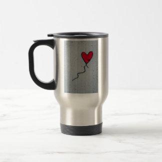 Follow your Heart Travel Mug
