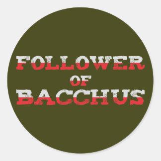 Follower OF Bacchus