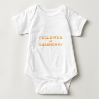Follower OF Gambrinus Baby Bodysuit