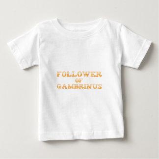 Follower OF Gambrinus Baby T-Shirt