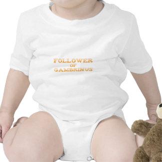 Follower OF Gambrinus T Shirts
