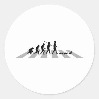 Follower Sticker