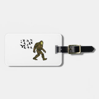 FOLLOWING THE LEADER LUGGAGE TAG