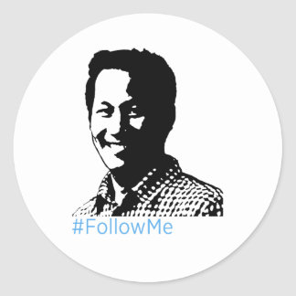 #FollowMe Sticker