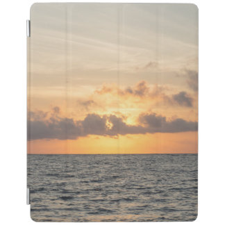 Folly Beach Morning iPad Cover