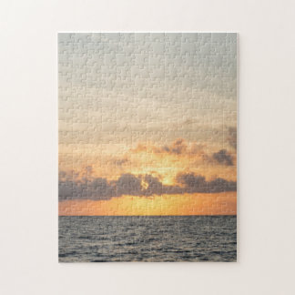 Folly Beach Morning Jigsaw Puzzle