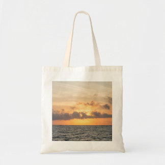 Folly Beach Morning Tote Bag