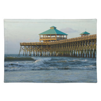 Folly Pier Morning Placemat